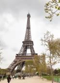 Tour Eiffel in Paris — Stock Photo