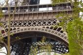 Detail of Eiffel Tower — Stock Photo