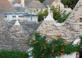 Trulli, the typical old houses in Alberobello. — Φωτογραφία Αρχείου