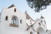 St. Anthony church in Alberobello — Stock Photo