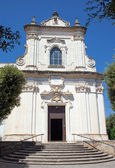 Church of San Francesco da Paolo in Nardo, Puglia, Italy — Stock Photo