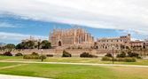 Majorca La seu Cathedral — Stock Photo