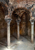 Arab baths in Majorca — Stock Photo