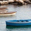 Fishing boats in the Gulf of Naples — Stock Photo #61777145