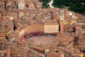 Siena — Foto de Stock