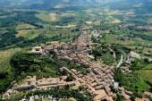San Gimignano — Foto de Stock