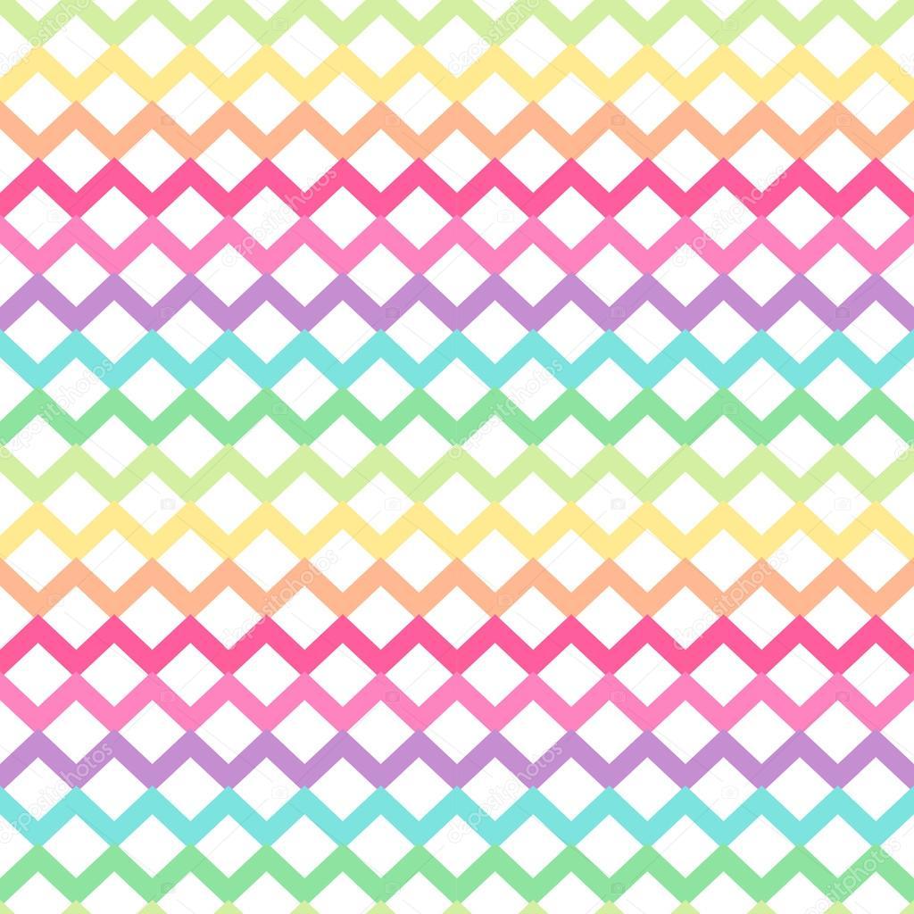 Download - Cute retro chevron seamless pattern — Stock Illustration ...