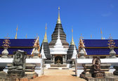 Wat Ban Den chiangmai province — Stock Photo