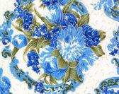 Chintz flowers wallpaper texture — Foto Stock