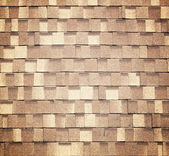 Tile on the roof — Stock Photo