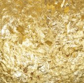 Gold leaf — Stock Photo