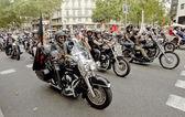 Motociclette harley-davidson — Foto Stock
