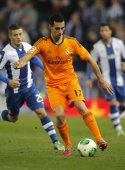 Alvaro Arbeloa of Real Madrid — Stock Photo