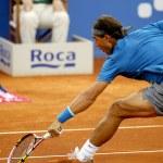Постер, плакат: Spanish tennis player Rafa Nadal