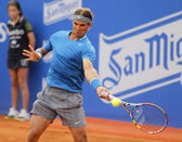 Spanish tennis player Rafa Nadal — Stock Photo