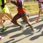 Runners — Stock Photo #65176145
