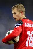 Gerard Deulofeu of Sevilla FC — Stock Photo