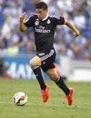 James Rodriguez of Real Madrid — Foto de Stock