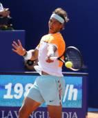 Tennis spagnolo giocatore rafa nadal — Foto Stock