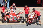 Motor Racing GP — Stock Photo