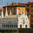 PISA, ITALY - AUGUST 09, 2014:Church of Santa Maria della Spina, Pisa,Italy — Stock Photo #60076229