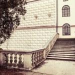 Castle in Krasiczyn, Poland — Stock Photo #64825935