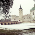 Castle in Krasiczyn — Stock Photo #64826295