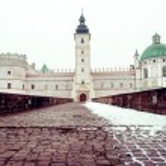 Castle in Krasiczyn — Stock Photo #64826497