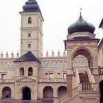 Castle in Krasiczyn — Stock Photo #64826661
