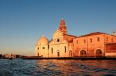 View of cemetery Isola di San Michele - island of Venice Italy — Stock Photo