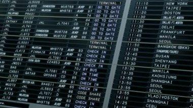 Hong Kong International Airport — Stock Video