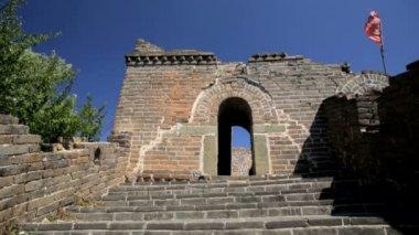 万里の長城 — ストックビデオ