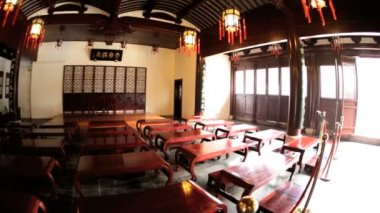 City God Temple Chenghuang Miao — Stock Video