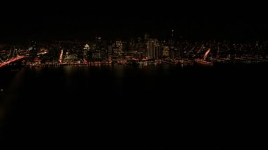 Port of San Francisco — Stock Video