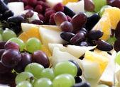 Fruit mirror — Stock Photo