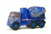 Littler rusty lorry — Stockfoto