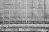 Fundo de fachada industrial — Fotografia Stock