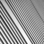 Corrugated metal — Stock Photo #59230941