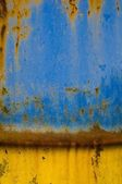 Corroded Steel — Stock Photo