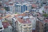 Galata region of Istanbul, Turkey — Stock Photo