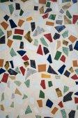 Stary mozaika — Zdjęcie stockowe