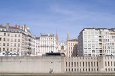 Architectural detail of the Lyon — Stock Photo