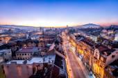 Sarajevo streets — Stock Photo
