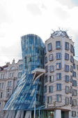 Dancing House in Prague Czhech Republic — Stock Photo