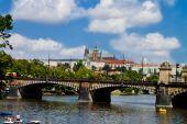 Scene in Prague,Czech Republic — Stockfoto