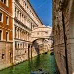 Scene in Venice,Italy — Stock Photo #58968411