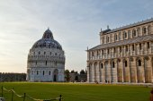 Pisa ,Italy — Stock Photo