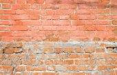 Textura de parede de tijolo antigo — Foto Stock