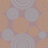 Light Purple Circles Seamless Pattern — Stockvector