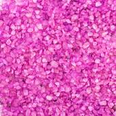 Magenta sea salt background — Stock Photo